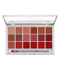 Lip Rouge Sheer Palette 18 colours