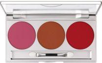 Kryolan Lipstick Palette 3  with mirror