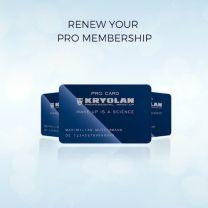 Pro Member Renewal