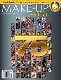 Makeup Artist Mag Back Issue 75