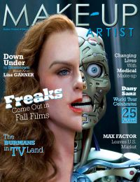 Makeup Artist Mag Back Issue 80