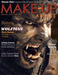 Makeup Artist Mag Back Issue 82
