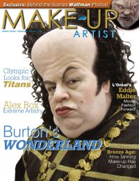 Makeup Artist Mag Back Issue 83