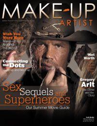 Makeup Artist Mag Back Issue 84