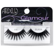 Ardell Glamour Lashes - Black 114