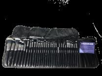 Kryolan Training Brush Set 32 Pieces