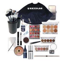 Certificate in Fundamental Makeup Techniques Course - Pro Kit