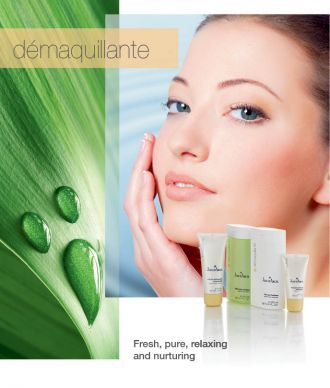 Skin care for sensitive skin - cleansing
