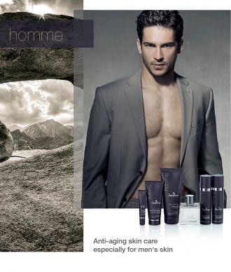 Homme - Anti-Aging Skin Care For Men