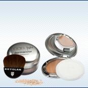 Mineral and natural makeup