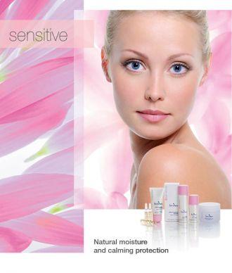 Sensitive - Skin Care for Sensitive Skin - No Allergens, Parabens, Colouring or Mineral Oils