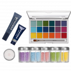 Kryolan Ultimate Rainbow Eye Essentials