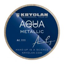 Kryolan Aquacolor Metallic 8ml