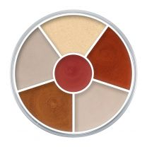 Kryolan 6 colour wheel  IF