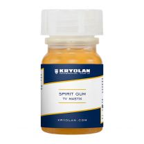 Kryolan TV Spirit Gum 50ml & brush
