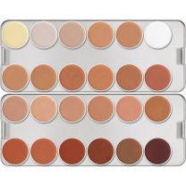 Kryolan Ultra Foundation 24 Palette