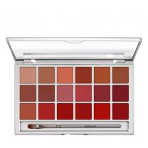 Lip Rouge Sheer Palette 18 colours