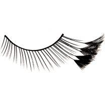 Kryolan Eyelashes Stargirl Feathered tip