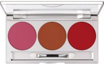 Kryolan Lipstick Palette 3  with mirror