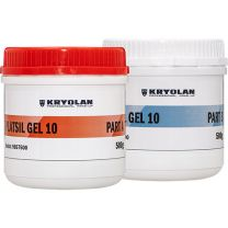 Mouldlife Platsil Gel-10 (2x500g Part A and Part B)