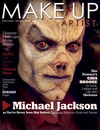 Makeup Artist Mag Back Issue 79