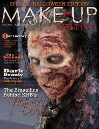 Makeup Artist Mag Back Issue 86