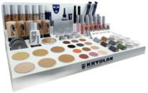 Basic Essentials Makeup Display Kit