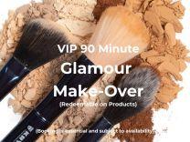 VIP 90 Min Glamour Make-over Voucher