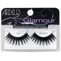 Ardell Glamour Lashes - Black 114