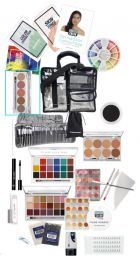 Student Kit- Essential Certificate Make-Up Kit 20