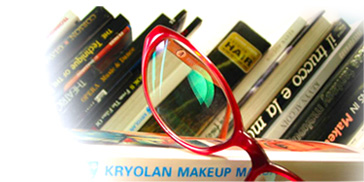 Kryolan Makeup Books & Magazines