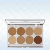 Foundation palettes