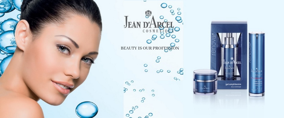 Jean Darcel Professional Skin Care Range - Sensitive Skin Products, Vegan Skincare