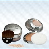 Mineral and natural makeup