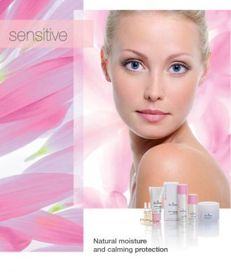 Sensitive - Skin Care for Sensitive Skin - No Allergens, Parabens, Colouring or Mineral Oils